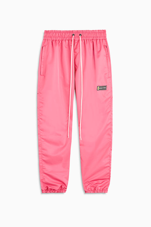 parachute track pant iv in wildflower pink by daniel patrick