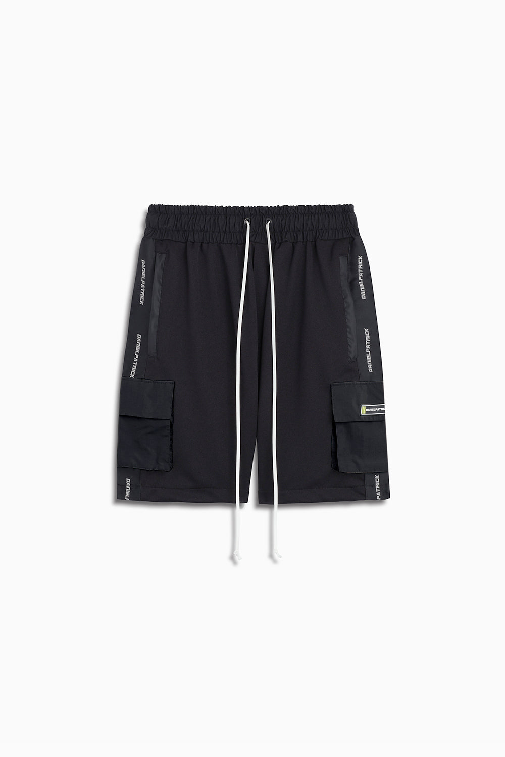 cargo gym short / black + black