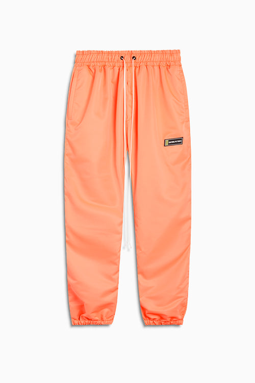 parachute track pant iv / coral