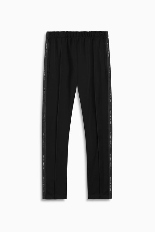 heroine track pant in black by daniel patrick