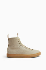high top roamer in sand/gum by daniel patrick