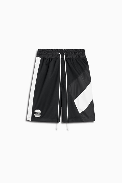 LA shorts in black/ivory by daniel patrick