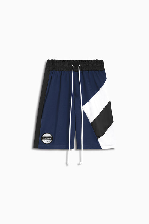 LA shorts in indigo/black/ivory by daniel patrick