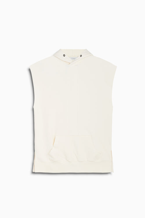 road hood sleeveless in natural by daniel patrick