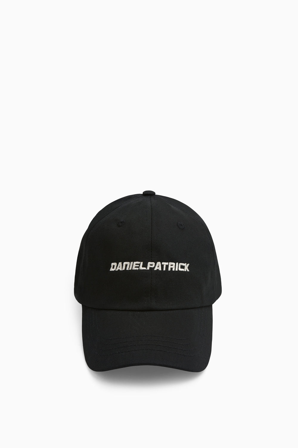 DP sport cap in black/ivory by daniel patrick
