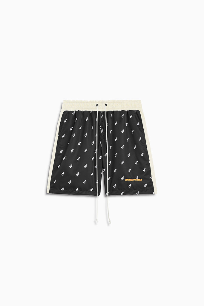DP venice trunk in black/ivory by daniel patrick