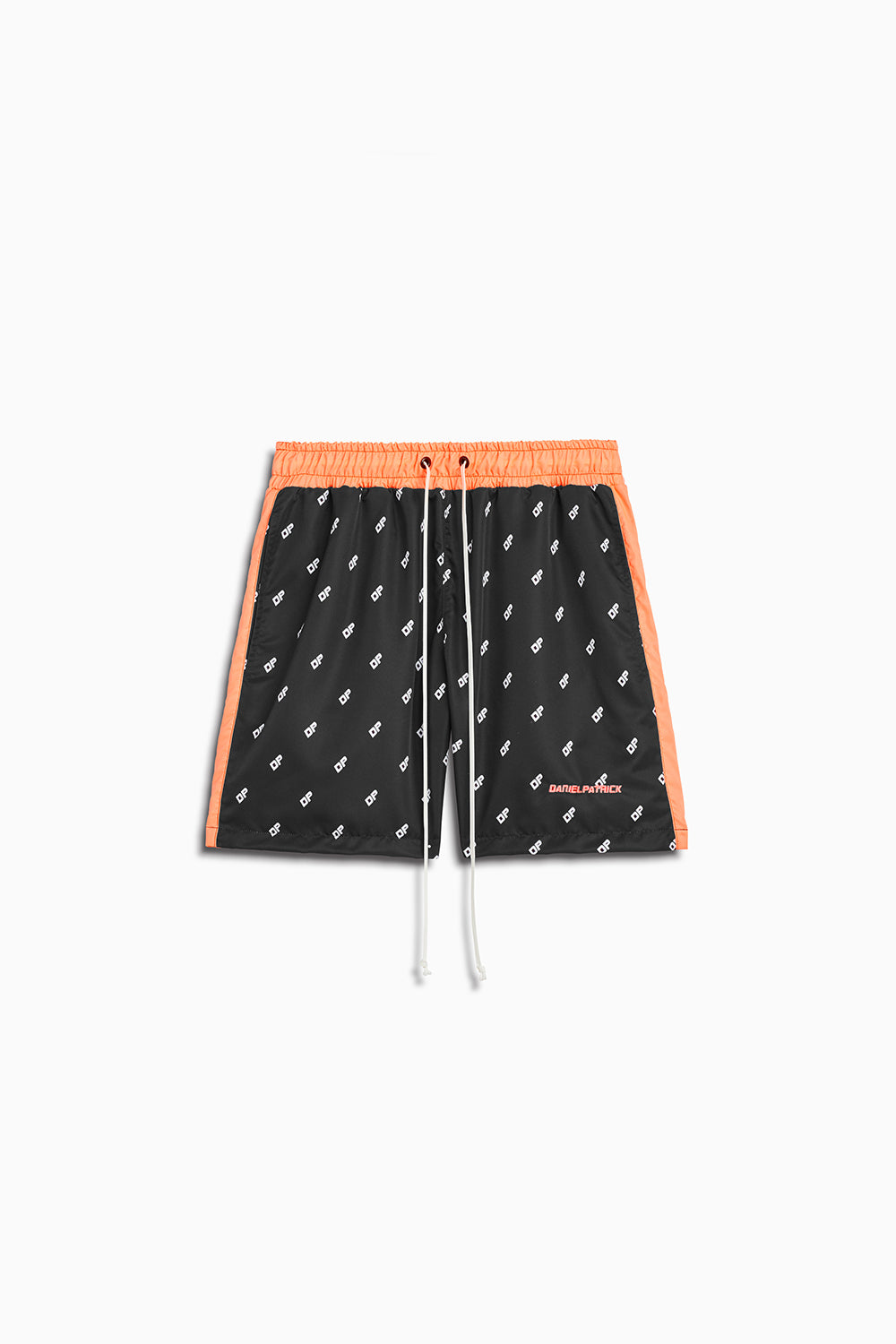 DP venice trunk in black/coral by daniel patrick