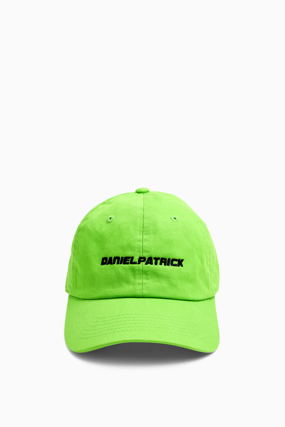 DP sport cap in lime/black by daniel patrick