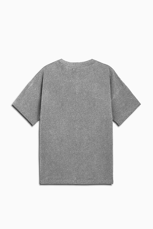 standard tee in heather grey by daniel patrick