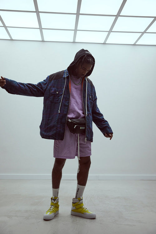 venice trunk / purple haze + 3m