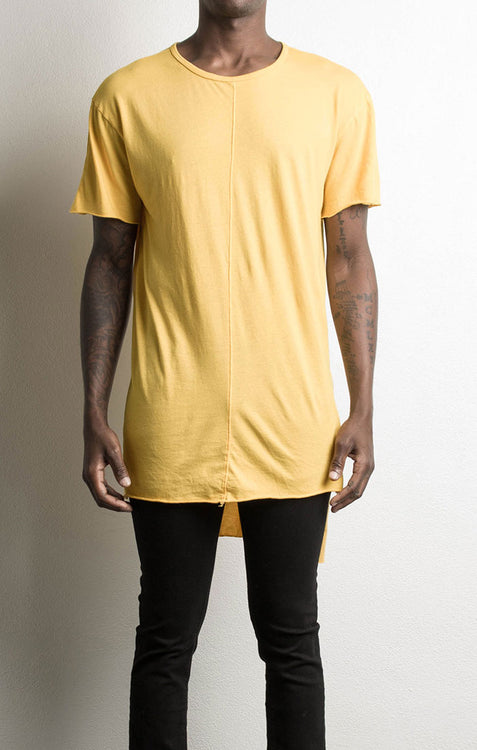 trail tee ii / yellow