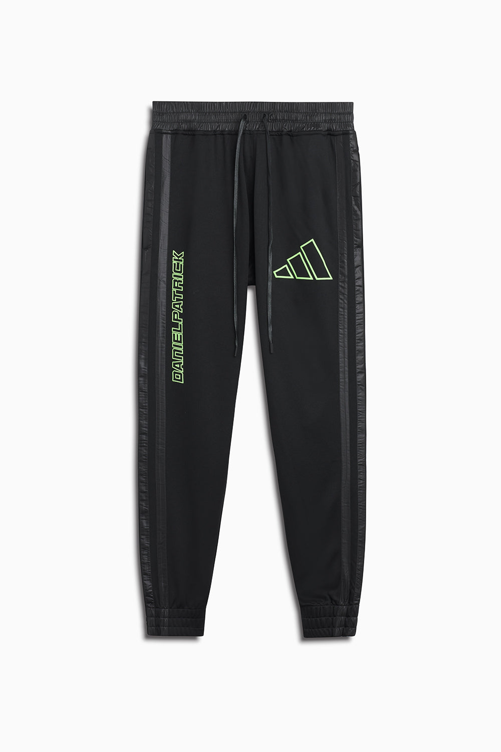 DP adidas Basketball x Harden pants / black + signal green