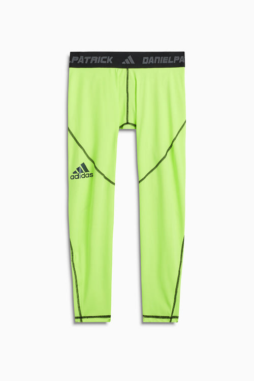 DP adidas Basketball x Harden long tights / signal green