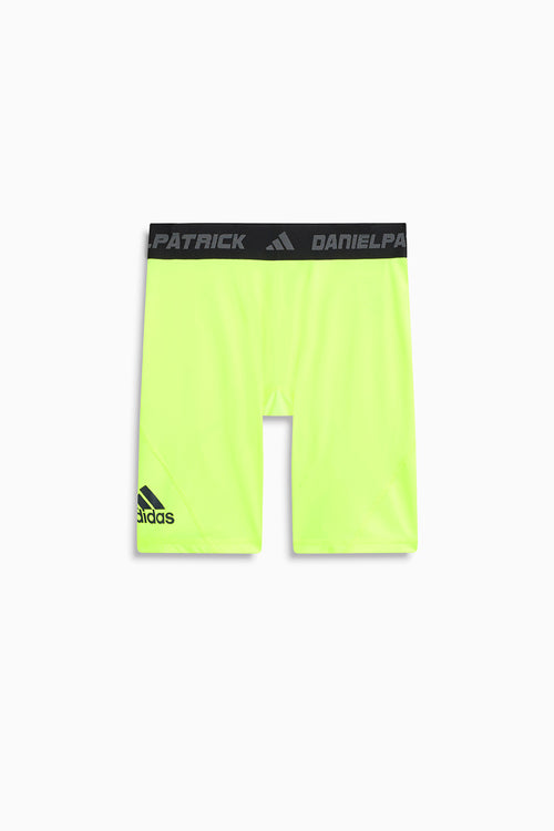 DP adidas Basketball x Harden short tights / solar yellow