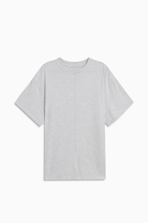 standard tee / ash heather grey