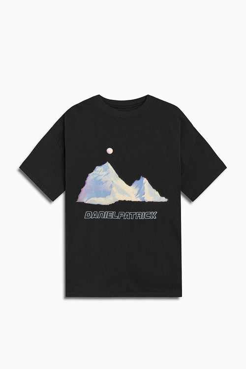 desert mountain tee / washed black