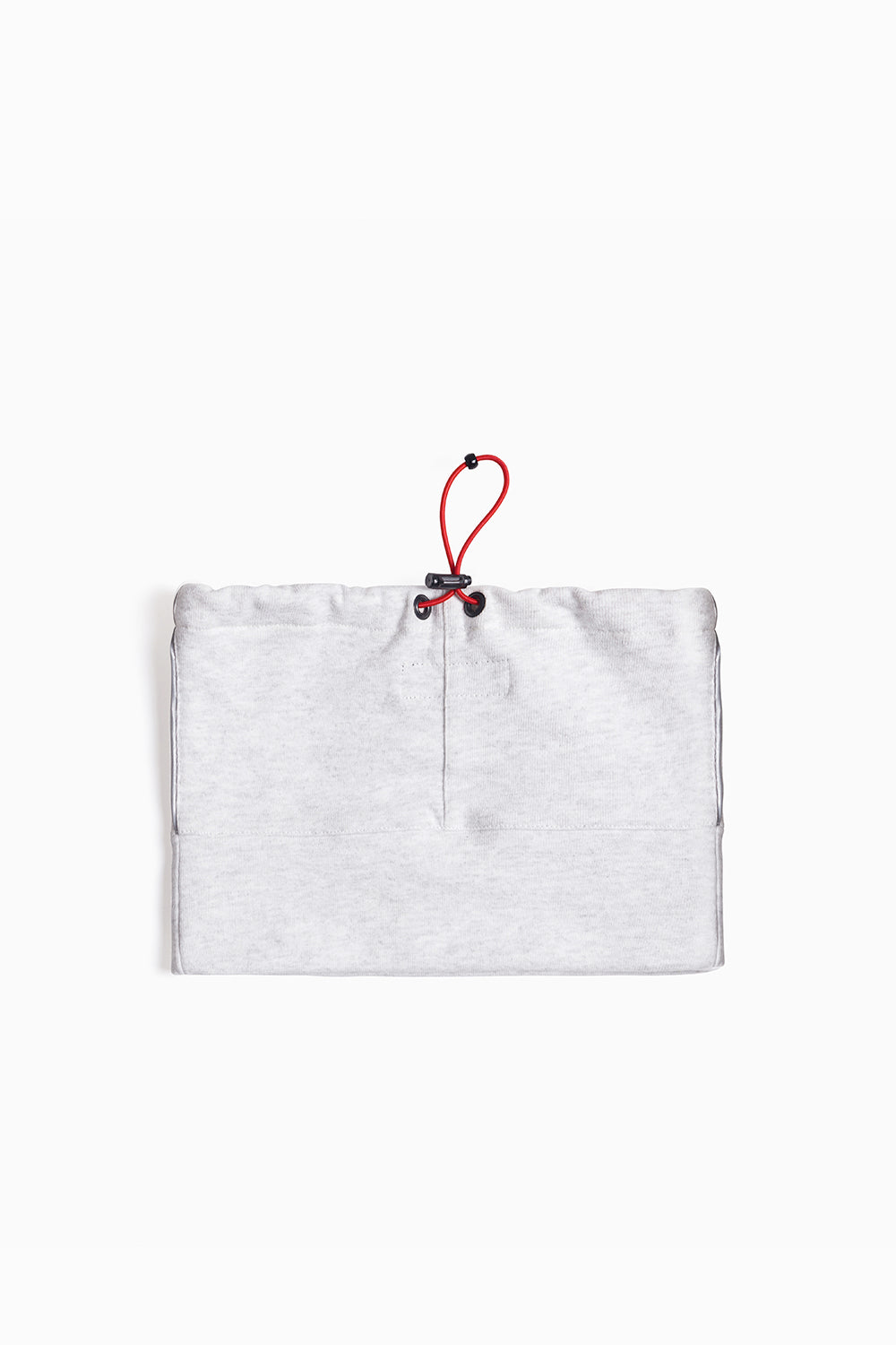 DP neck gaiter / ash heather grey
