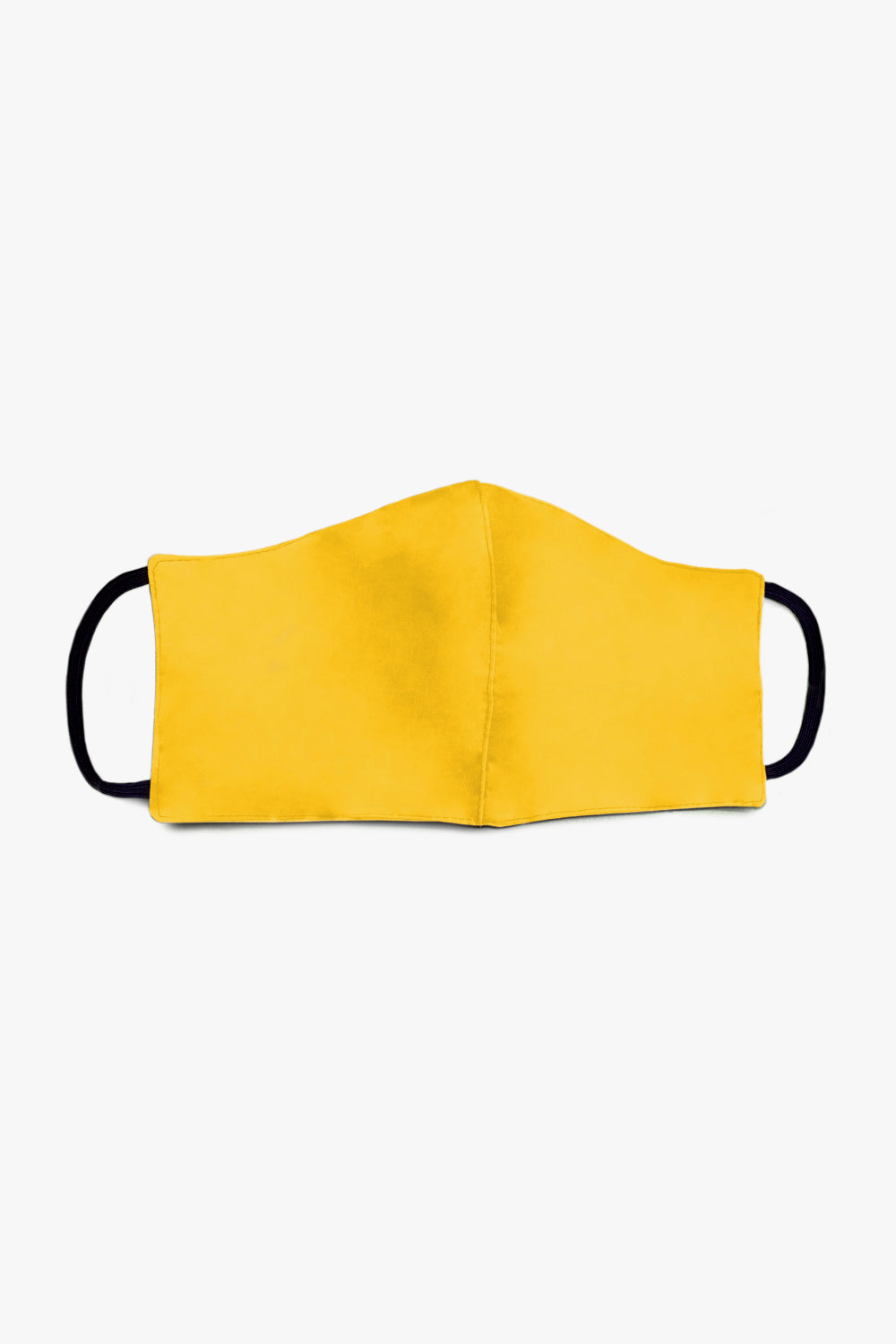face mask / yellow