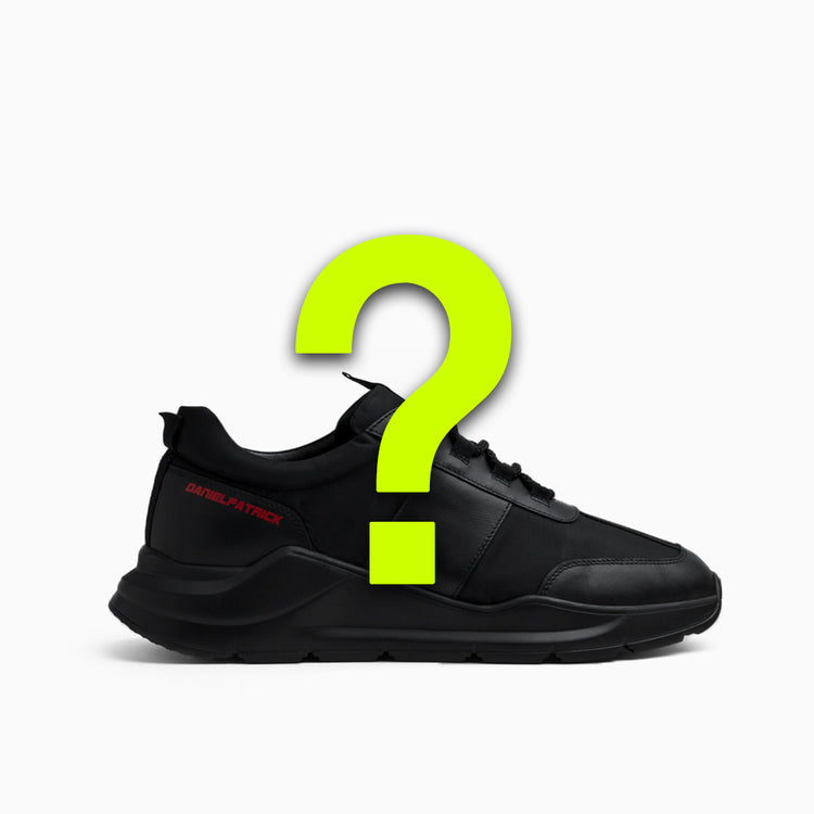 mystery bag footwear (1 pair)