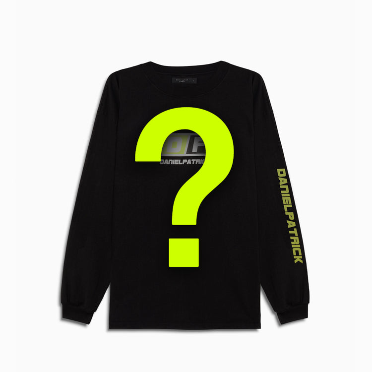 mystery bag long sleeve tee - mens (1 item)