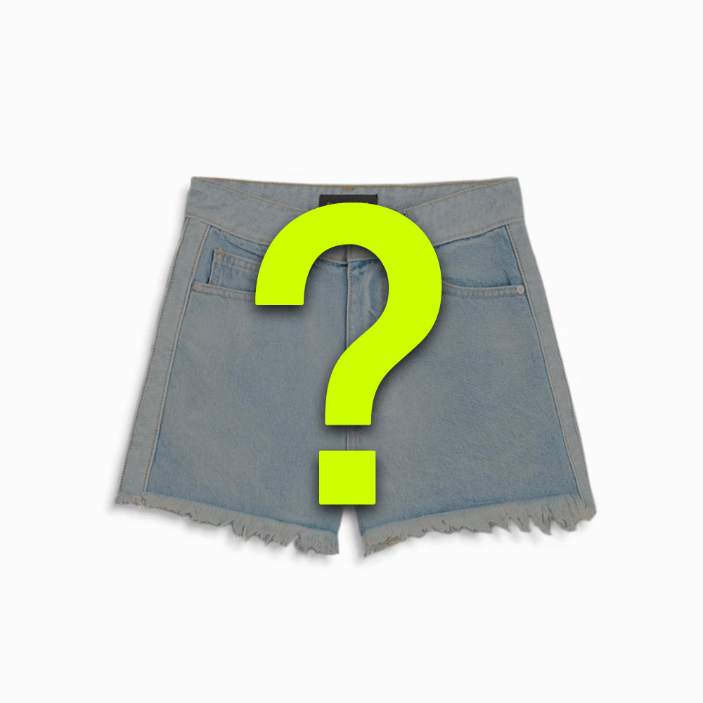 mystery bag denim - womens (1 item)