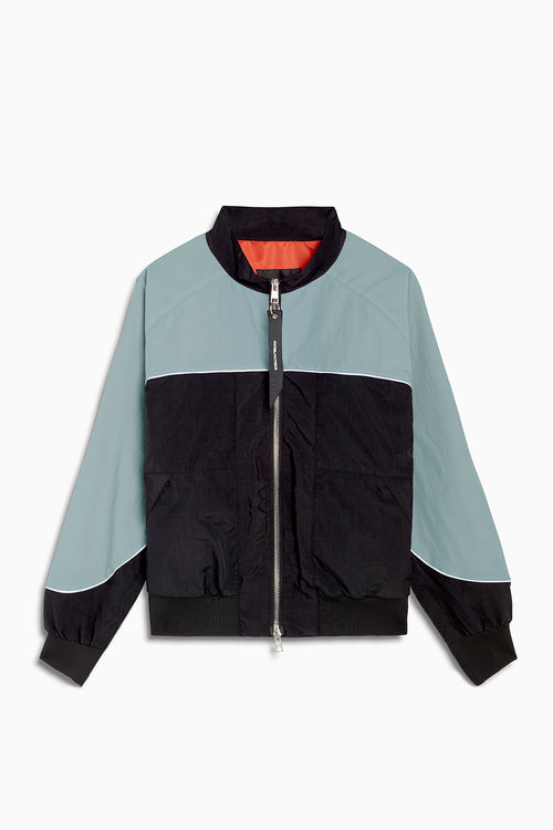 7.3M bomber / sea foam + 3m + black