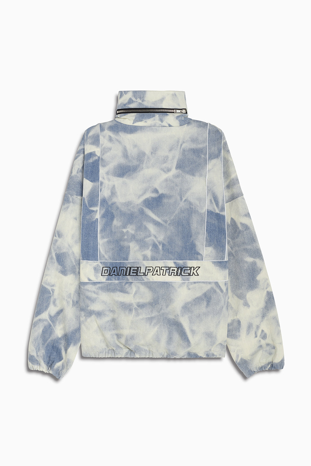 2020 denim track jacket / cloud denim
