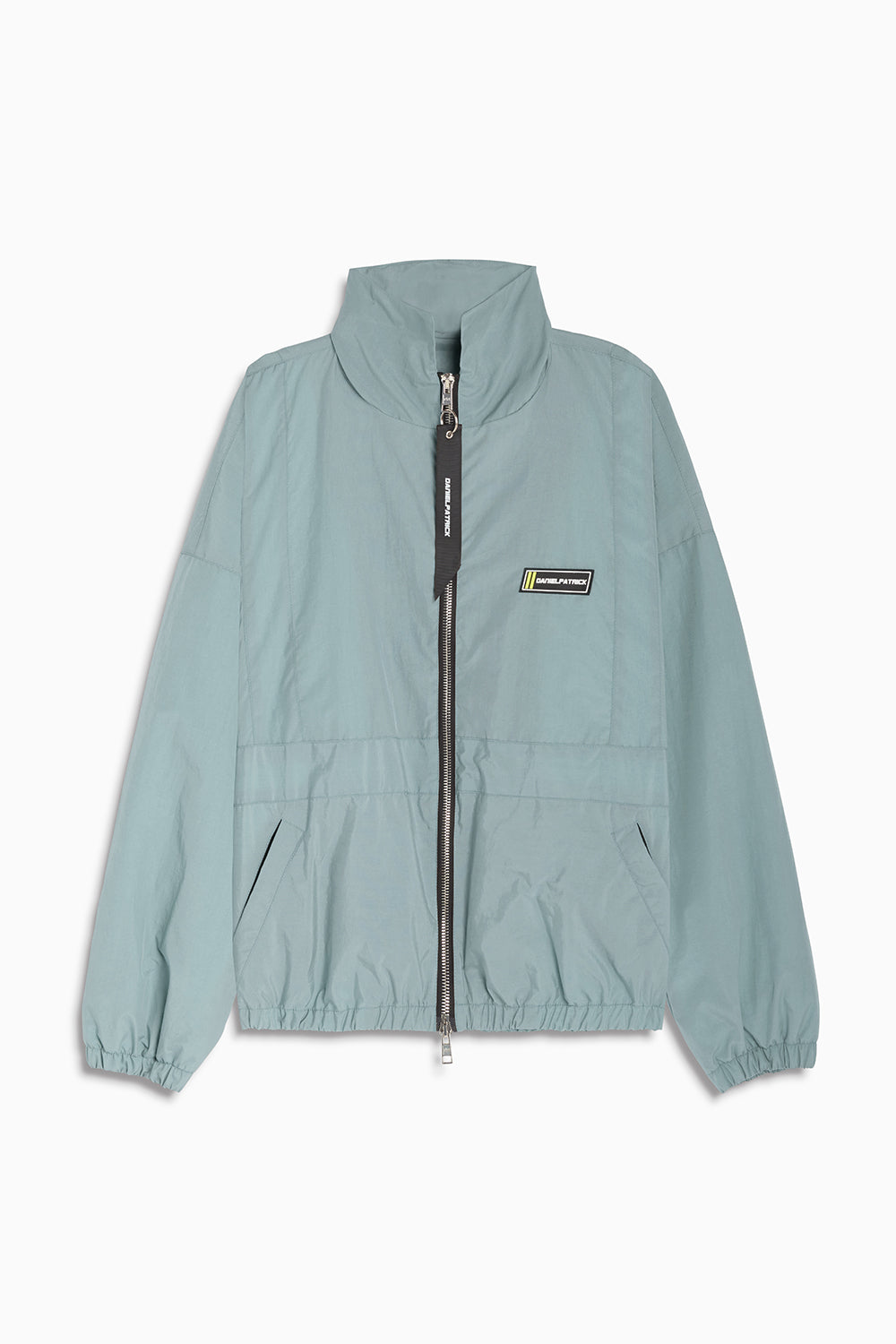 2020 track jacket / sea foam