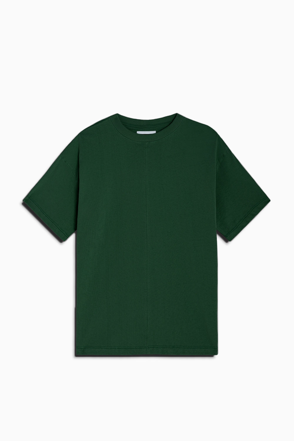 standard tee / hunter green