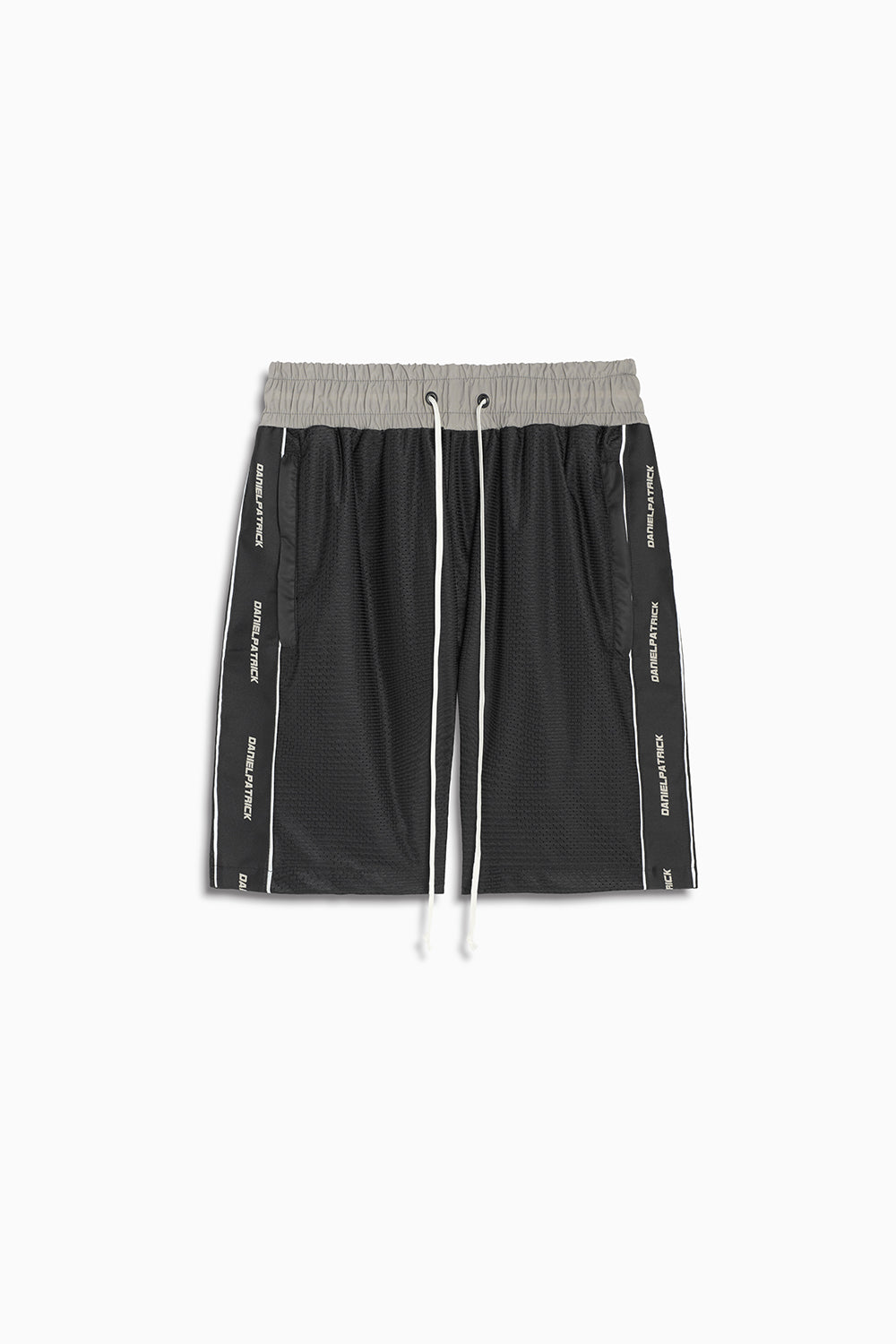 3M Mesh Gym Short / black + smog grey