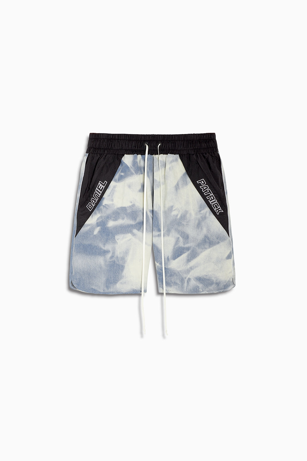 Logo Pocket Gym Short / cloud denim + 3m + black
