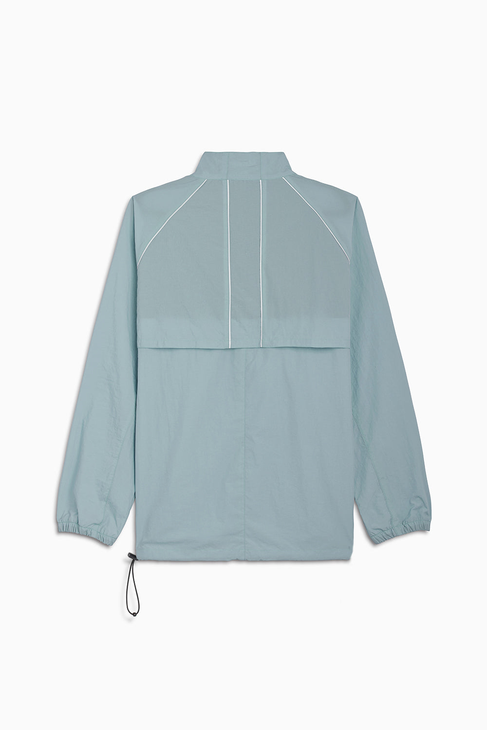 pullover batting jacket / sea foam