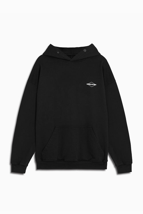take care hoodie / black