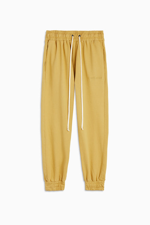 roaming sweatpants / mustard yellow