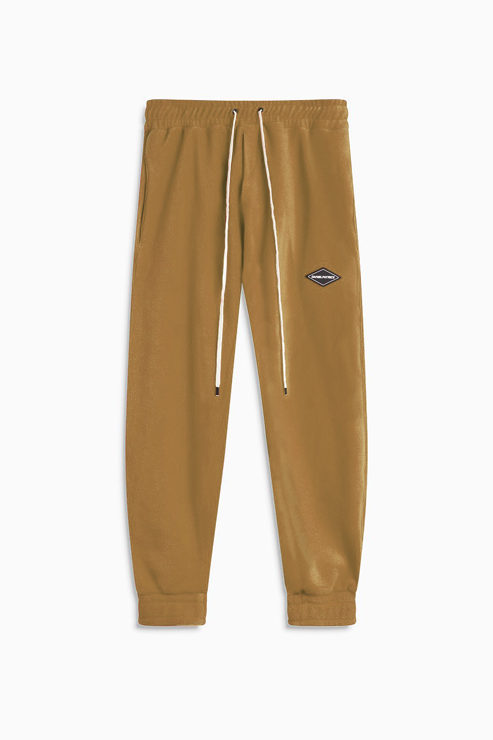 polar fleece roaming sweatpants / mojave