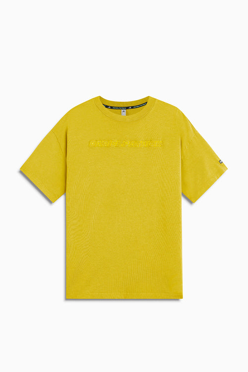 DP adidas Basketball tee / hazy yellow