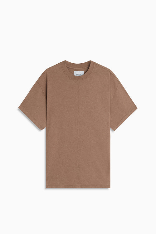 tri-blend standard tee / mojave heather