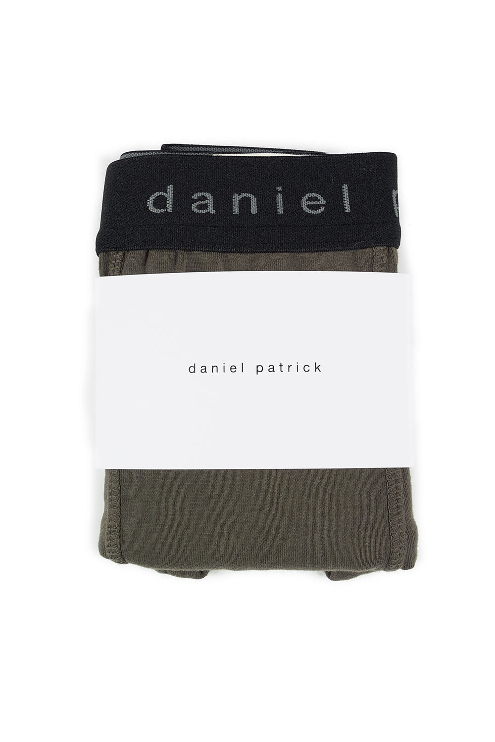 designer boxer brief pack in army by daniel patrick