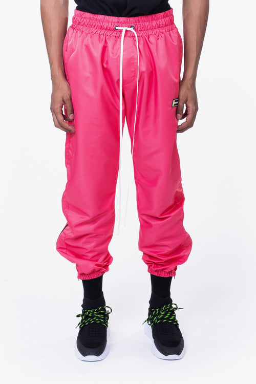 parachute track pant iv / wildflower pink