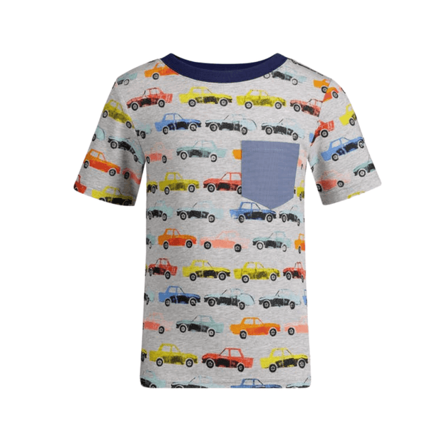 bundleduds Boys Cars Shirt