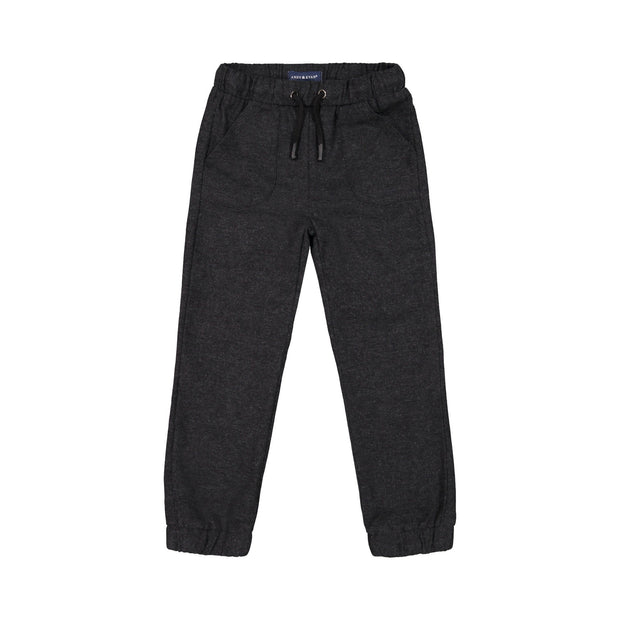 Andy & Evan jogger 2T Black 3-Season Pants