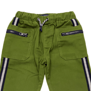 Andy & Evan jogger Hiking Pants, Moss Green