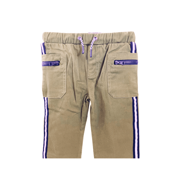 Andy & Evan jogger Hiking Pants, Tan