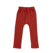 Young and Free jogger Kids Red Joggers