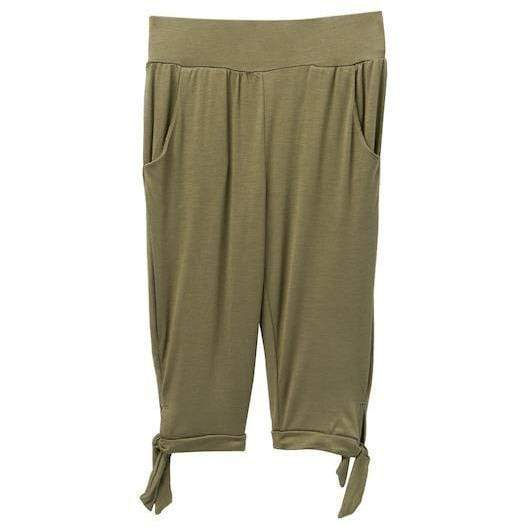 Young and Free Short pants 2T Olive Capri Pants