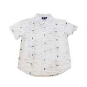 Bear Camp short sleeve shirt Cactus Print Shirt