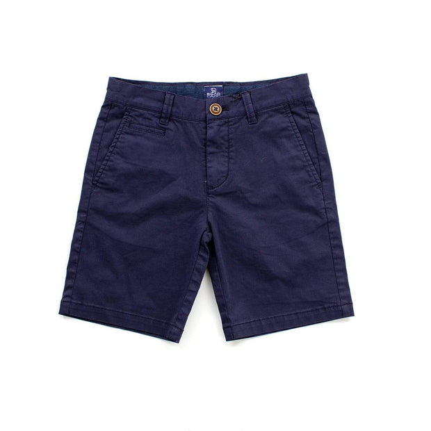 Bear Camp Shorts Navy Twill Shorts