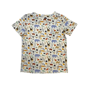 Bird & Bean T-shirt Wild Animal T-Shirt