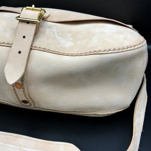 Outrider Bag - Tärnsjö Natural Veg Tanned Nubuck