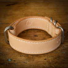 Load image into Gallery viewer, Watch Strap - NATO - Tärnsjö Natural Veg Tanned